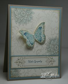Love this butterfly card