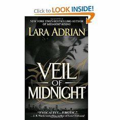 Veil of Midnight (The Midnight Breed, Book 5): Lara Adrian: 9780440244493: Amazon.com: Books