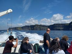 Cliffs Of Moher, Attraction, Ireland, Cruise, Mountains, Travel, Viajes, Cruises, Destinations