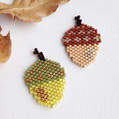 Fruit du chêne ;-) by Rose Moustache rosemoustache.com