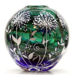Jonathan Harris. Check out website for fab glass. jeannette48