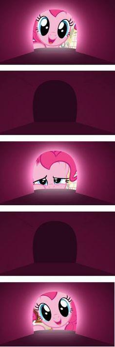 Pinkie Pie's mailbox