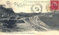 Piassagüera -- Estações Ferroviárias do Estado de São Paulo