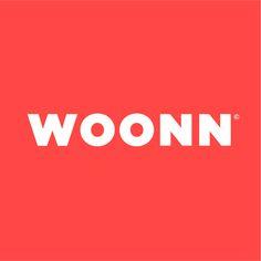Woonn | MAISTER creative service unit | See more @ www.maister.be | Logo | Branding | Logo Design