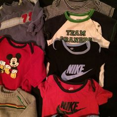 Big Lot of 20 Baby Boy Clothes 0 3 3 3 6 6 6 9 Months Gap Old Navy Nike | eBay