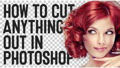 Una de las cosas mas complicadas de dominaren Photoshop es aprender a cortar cosas correctamente ya sea pelo, siluetas complicadas u objetos cuyo fondo tiene demasiados elementos.Les comparto un …
