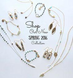 New Spring Line - Yipee!!!