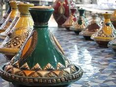 Image result for ancient morocco ceramics in museums