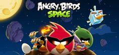 Angry Birds Space est sorti !  Téléchargez toutes les versions du jeu sur le site directement ;-)