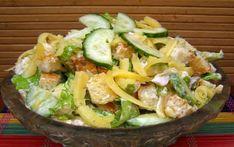 Вечерний легкий салат 🔸на 100грамм - 126.72 ккал🔸Б/Ж/У - 15.87/3.88/7.42🔸  Ингредиент