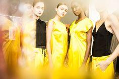Tendências do SPFW: amarelo é a cor mais quente