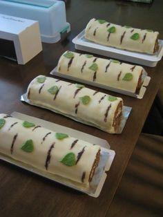 Juhannus - SuussaSulavatKakut - Vuodatus.net Cake Bars, Simple Weddings, Tea Time, Sushi, Cravings, Keto, Baking, Birches, Ethnic Recipes