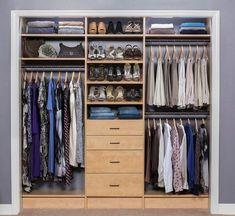 35 Incredible Bedroom Closet Design Ideas #bedroom #bedroomdesign #bedroomideas