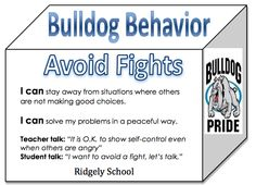 PBIS - Bulldog Behaviors
