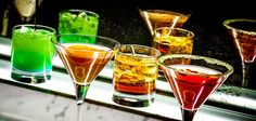 Cocktails at The Angel Hotel, Abergavenny Bartender, Pint Glass, Martini, Cocktails, Beer, Angel, Tableware, Craft Cocktails, Root Beer