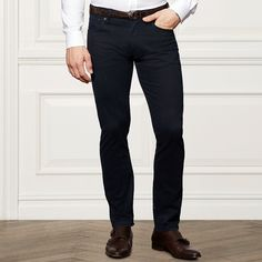 Slim-Fit Stretch Jean