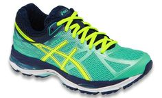 ASICS Gel-Cumulus 17 receives a rave review by Fleet Feet Sports. #runningshoe #shoes #fitness