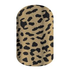CAT'S MEOW - $15 This champagne leopard design lends itself well to a dressy night out on the town a more laid-back girls night in. #CatsMeowJN