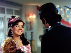Farida Jalal in Bobby. 1973