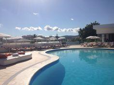 #thboceanbeachhotel #oceanbeachibiza #ibiza BOOK your stay now at www.oceanbeachhotelibiza.com