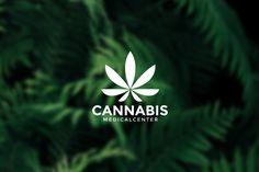 Cannabis Logo Template (1) by pne-design on @creativemarket
