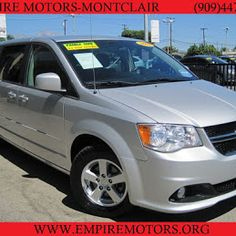 Holidays are around the corner and the family needs to travel in comfort. Check out this 2012 Dodge Grand Caravan Crew at Empire Motors. We offer financing for good to bad to tough credit, so don't just sit there wondering if you could get APPROVED. We can help. Simply go to our website:www.empiremotors.org and apply online for a quick APPROVAL. Rates start @ 2.99@ OAC #montclair #ontario #chino #fontana #IE #OC #LA #fontana #corona #upland #walnut #losangeles #southerncalifornia…