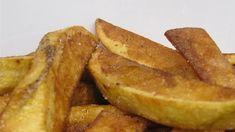 Salt and Pepper Skillet Fries | Allrecipes Fries Recipe, Pleasing Everyone, French Fries, Salt And Pepper, Skillet, Celery, Potatoes, Vegetarian