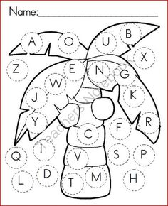 Chicka Chicka Uppercase from Pre K Pages on TeachersNotebook.com -  Free Downloadable Uppercase Alphabet