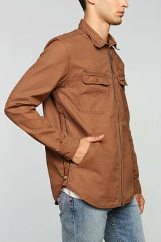 Koto Chinaski Shirt Jacket