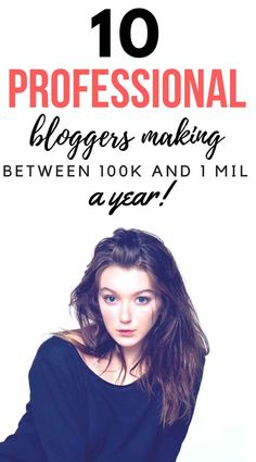 Did you know that some professional bloggers are i…Edit description