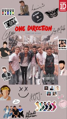 One Direction Collage, One Direction Background, Four One Direction, One Direction Drawings, One Direction Lockscreen, One Direction Posters, One Direction Images, One Direction Wallpaper, One Direction Humor
