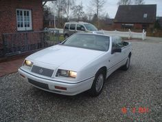 Chrysler Le Baron Conv Chrysler Pinterest Baron And Cars