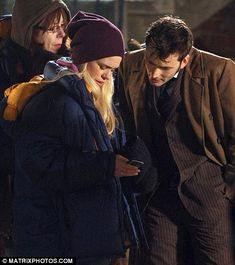 Billie Piper returns to Doctor Who to see David Tennant bow out in all-star show