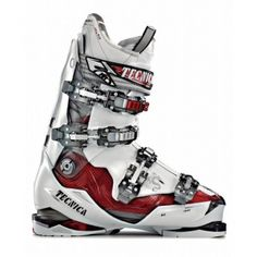 SALE - Tecnica Attiva Dragon Ski Boots Womens White - Was $548.95 - SAVE $183.00. BUY Now - ONLY $365.95