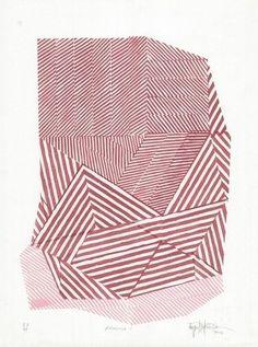 Striped Stone #1