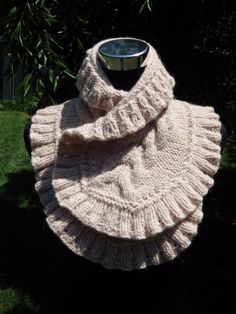 A personal favourite from my Etsy shop https://www.etsy.com/au/listing/256109905/pale-pinky-scarf-extra-large-neck-warmer
