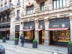 #Peck #Milano. Dal 1883 il Tempio della Gastronomia nel cuore di Milano: dal negozio, al Peck Italian Bar al Ristorante Peck...