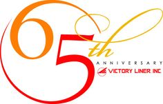 Victory Liner 65th Anniversary Logo by Victory Liner Inc., via Flickr