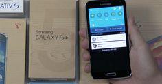 Video exclusivo de Android L en el Samsung Galaxy S5 - http://www.esmandau.com/164303/video-exclusivo-de-android-l-en-el-samsung-galaxy-s5/