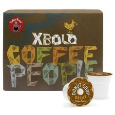 Coffee People Donut Shop Decaf Medium Original Blend Roast 88 K-Cups for Keurig Brewers * Be sure to check out this awesome product. (This is an affiliate link and I receive a commission for the sales)