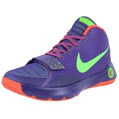 buy online d2afc c751f KD Trey III mens hi top basketball trainers 749377 sneakers shoes (UK 9 us  10