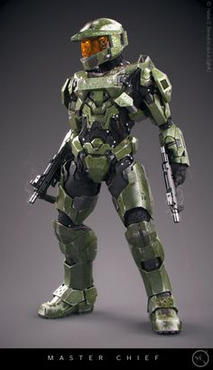 Where have all the cowboys gone. Master Chief Petty Officer (Desert Scheme) After 7 months of on-and-off work, he's finally done Made with Max (+Vray), Mudbox, and Topogun. Note: This is my own design of the Chief. Halo Master Chief, Master Chief Armor, Master Chief And Cortana, Master Chief Petty Officer, Lego Halo, Halo Cosplay, Skyrim Cosplay, Halo Game, Halo 5