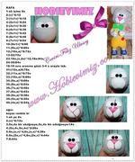 pantolonlu kedi - Açıklamalı Modellerimiz Crochet Baby Toys, Cute Crochet, Crochet Animals, Crochet Doll Pattern, Cat Pattern, Crochet Dolls, Crochet Ladybug, Handmade Toys, Doll Patterns