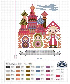 ¡Nuestro viaje por Europa continua y en marzo nos vamos de visita a Moscú! La Catedral de San Basilio es un templo ortodoxo localizado en la...