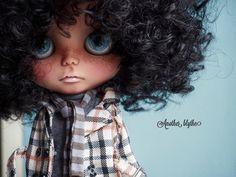 Custom blythe by AnotherBlythe