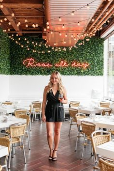 Outfit black romper outfit, eyelash studio, chicago at night, cafe restaura Night Out Outfit, Night Outfits, Black Romper Outfit, Eyelash Studio, Chicago At Night, Chicago Outfit, Instagram Wall, Casino Outfit, Lovely Legs