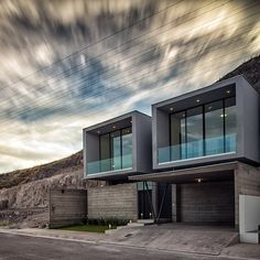 """✨Pedregal House by Garza Iga Architects. #Chihuahua, #Mexico"""