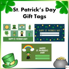 Spruce up your giveaways and gifts to your students on St. Patrick's Day with our editable gift tags.It includes 10 St.The file Staff Morale, Motivational Quotes, Inspirational Quotes, St Patrick's Day Gifts, Text You, St Patricks Day, Note Cards, Gift Tags, Back To School