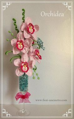 Catalogo - Fiori all'Uncinetto - Crochet Flowers