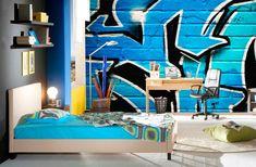 Afim de adicionar cor, estilo e arte na sua casa? Então talvez seja hora de dar às suas paredes o graffiti que elas merecem! Percorrendo um longo caminho desde as suas origens de rua nas últimas décadas, essa arte única e atraente pode ser encontrada hoje também nas casas, dando vida e deixando o ambiente mais descolado.